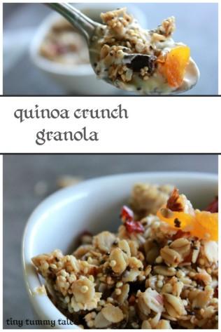 quinoacrunchgranola
